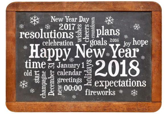 J.B. Turner Happy New Year
